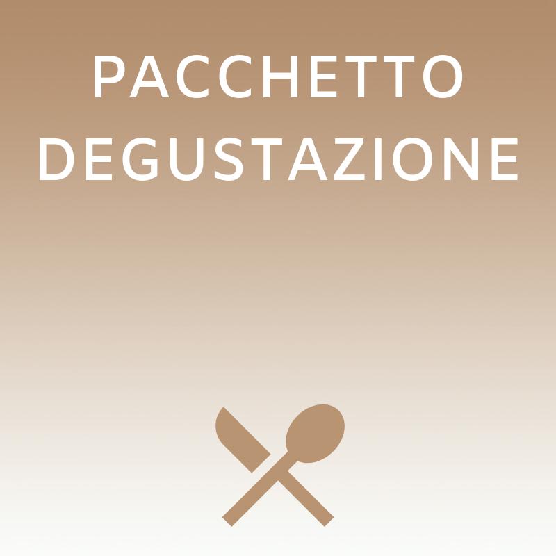 Pacchetto Degustazione